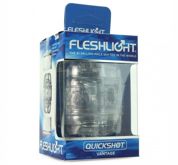 Мастурбатор Fleshlight Quickshot Vantage (F19914)