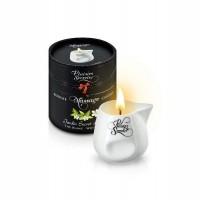 Массажная свеча Plaisirs Secrets White Tea 80 мл (SO1858)