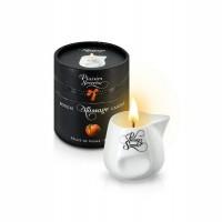Массажная свеча Plaisirs Secrets Peach 80 мл (SO1849)