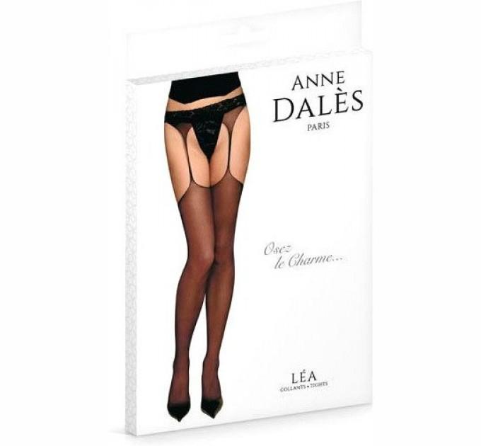 Эротические Чулки Anne De Ales Lea T2 Black (2838654)