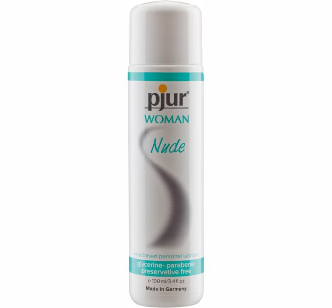 Вагинальная Смазка Pjur Woman Nude 100мл (2442982)