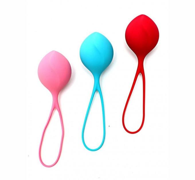 Вагинальные шарики Satisfyer balls C03 single (SO2302)