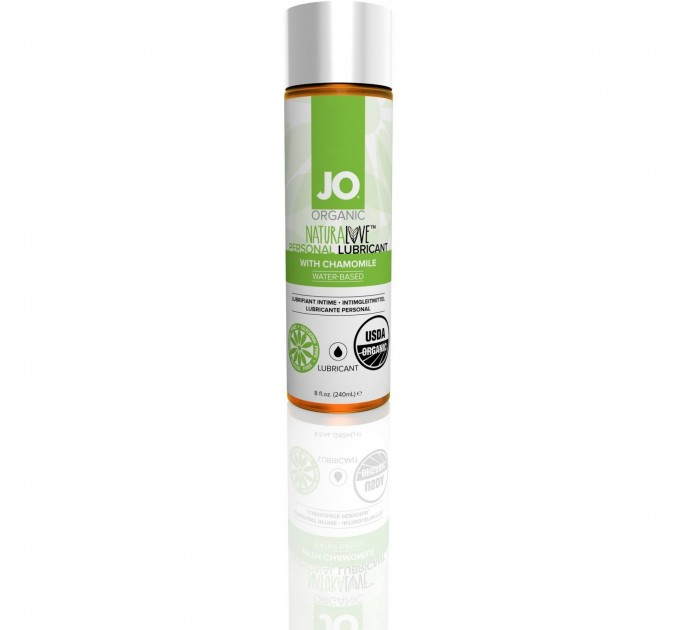 Вагинальная Смазка System Jo Naturalove-Organic 60мл (2442839)