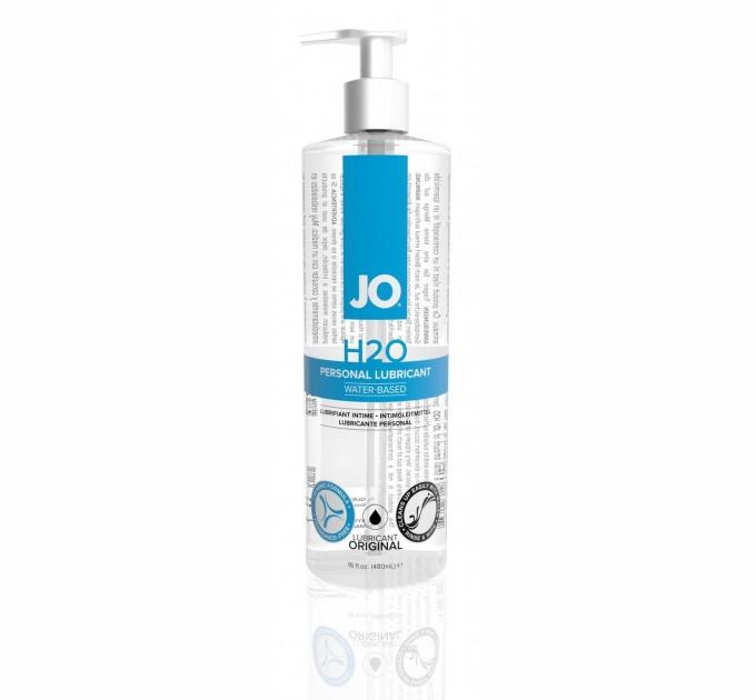 Лубрикант на водной основе System JO H2O ORIGINAL 480 мл (SO1692)