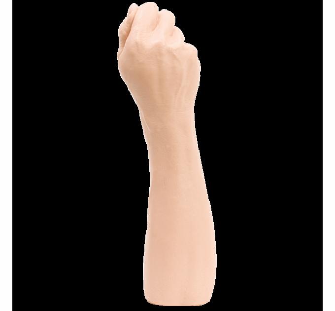 Фаллоимитатор Doc Johnson в виде руки The Fist 35 см