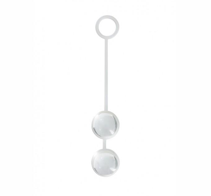 Вагинальные шарики Toy Joy Duo Love Balls