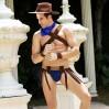 Мужской эротический костюм ковбоя S/M Меткий Вебстер (SO2267)