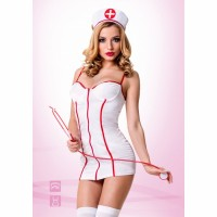 Эротический костюм TouchMe_BR Медсестричка M/L