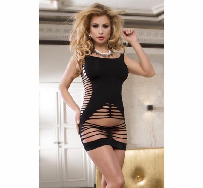 Мини платье Dolce Piccante Lingerie черное
