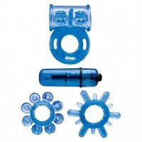 Набор для секса Topco Sales Climax® Kit Neon Blue