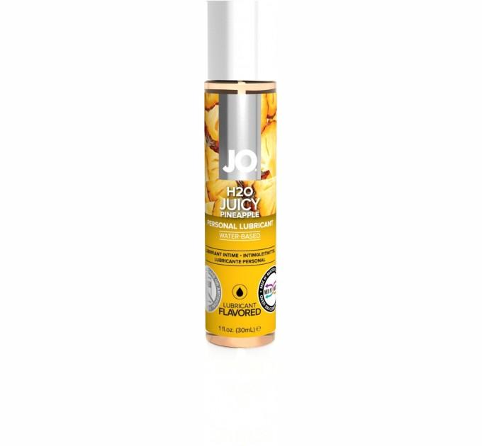 Вагинальная Смазка System Jo H2O-Juicy Pineapple 30мл (2442852)