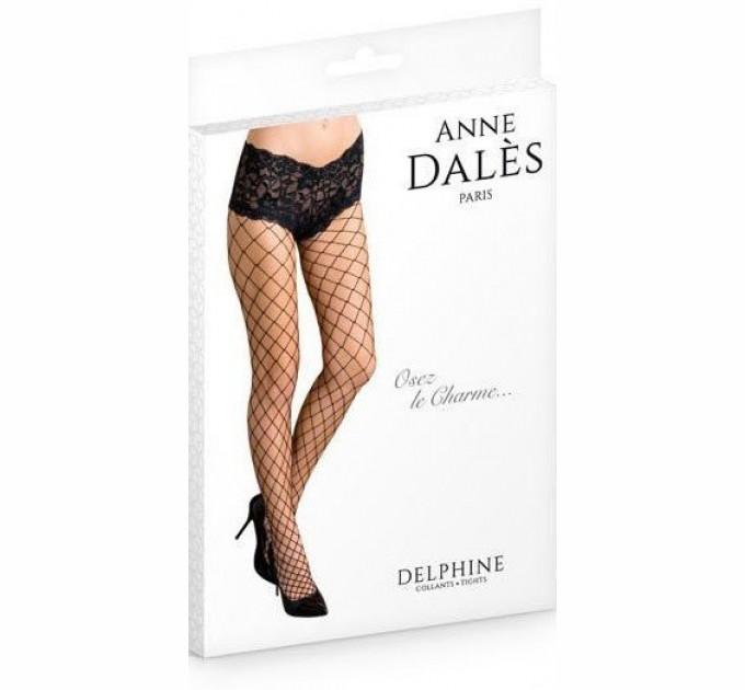 Эротические Чулки Anne De Ales Delphine T4 Black (2679805)