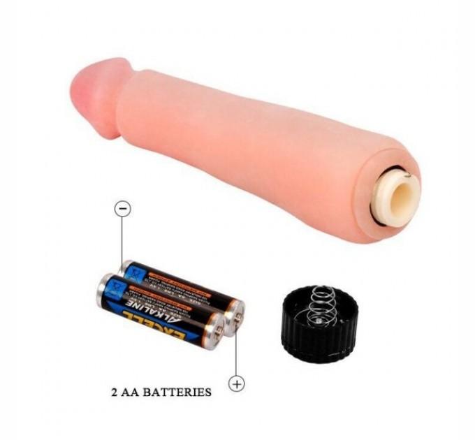 Вибратор Lybaile Flexible vibrator Flesh Телесный