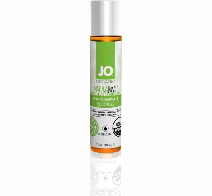 Вагинальная Смазка System Jo Naturalove-Organic 30мл (2442840)