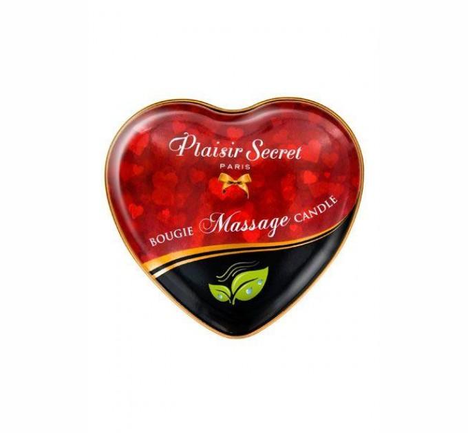 Массажная свеча Plaisirs Secrets Natural 35 мл (SO1863)