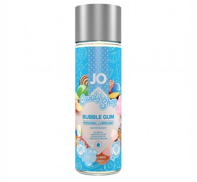 Лубрикант на водной основе System JO H2O Candy Shop Bubblegum 60 мл (SO2619)
