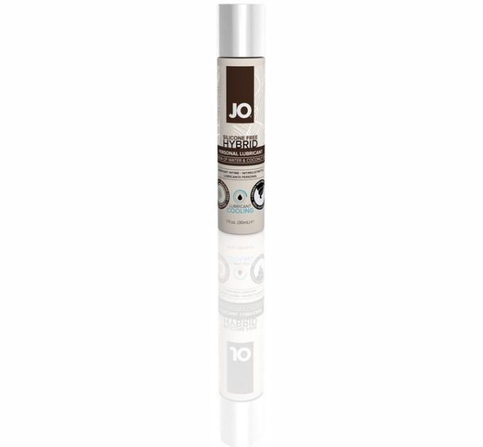 Вагинальная Смазка System Jo Silicone Free Hybrid-Cooling 30мл (2442841)