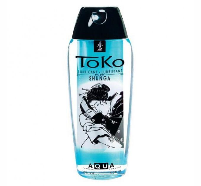 Лубрикант на водной основе Shunga Toko AQUA 165 мл (SO2529)