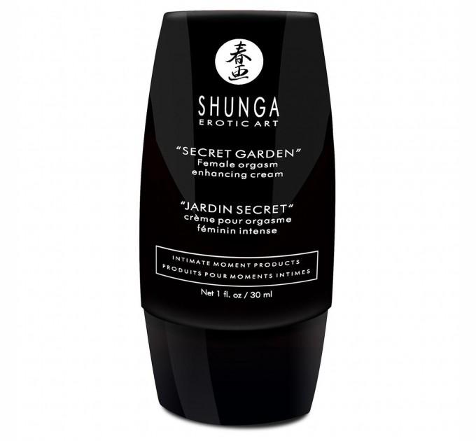 Стимулирующий гель для клитора Shunga Secret Garden 60 мл (SO2525)