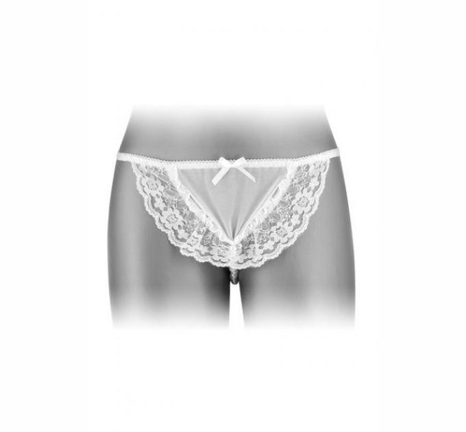 Трусики-стринги Fashion Secret KATIA S/M White (SO2246)