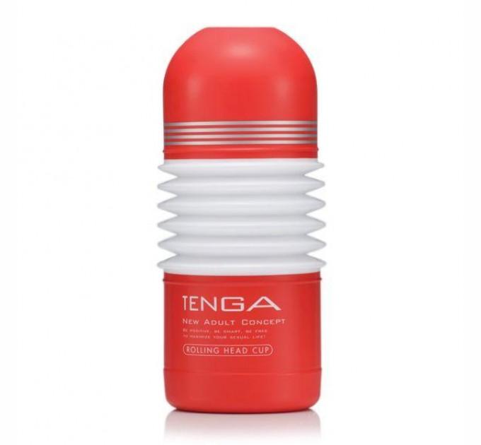 Мастурбатор Tenga Rolling Head Cup (TOC-103)