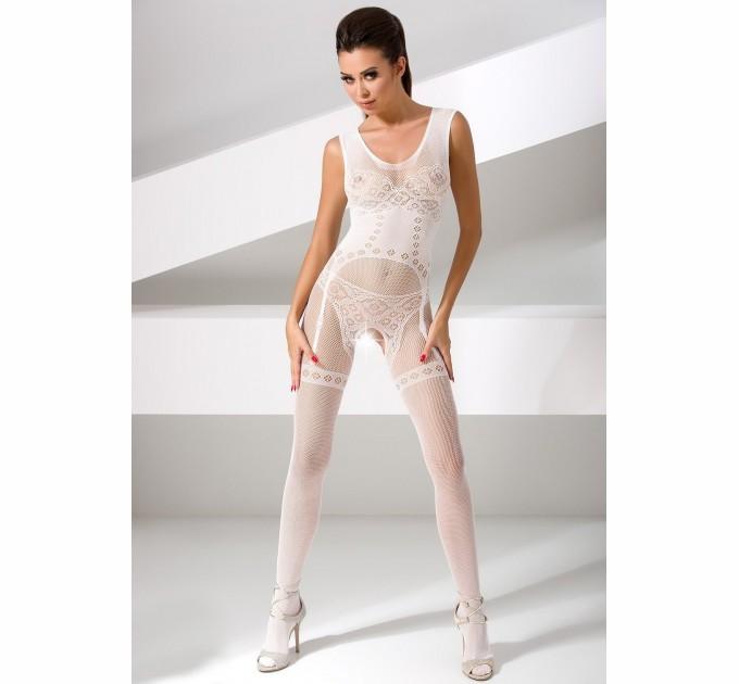Бодистокинг Passion Bs052 White (2467910)