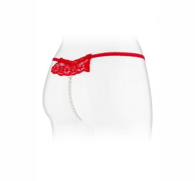 Трусики-стринги Fashion Secret KATIA S/M Red (SO2247)