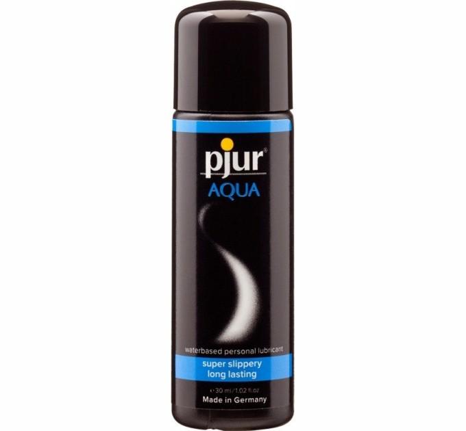 Вагинальная Смазка Pjur Aqua 30мл (2442985)