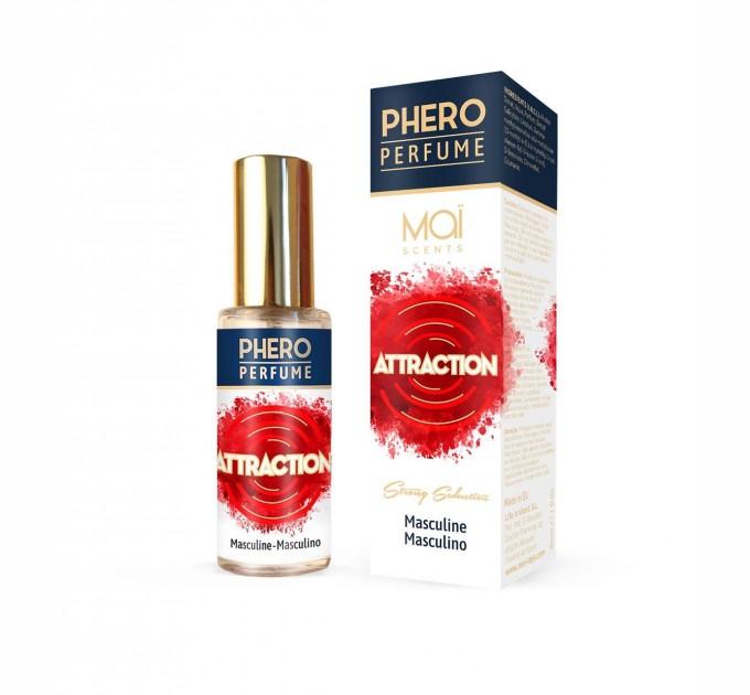 Духи с феромонами для мужчин MAI Phero Perfume Masculino 30 мл (SO2413)