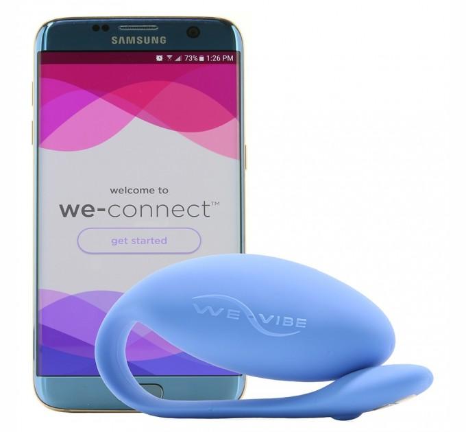 Вибратор We-Vibe Touch Me Jive Smart Голубой