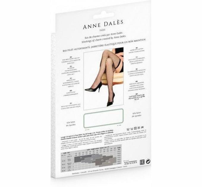 Эротические Чулки Anne De Ales Stella T3 Black (2679809)