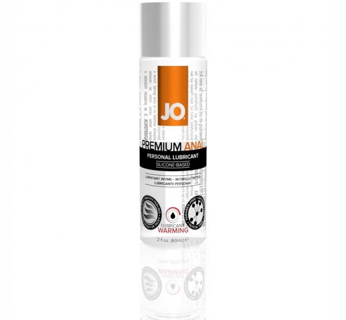 Анальная Смазка System Jo Anal Premium-Warming 60мл
