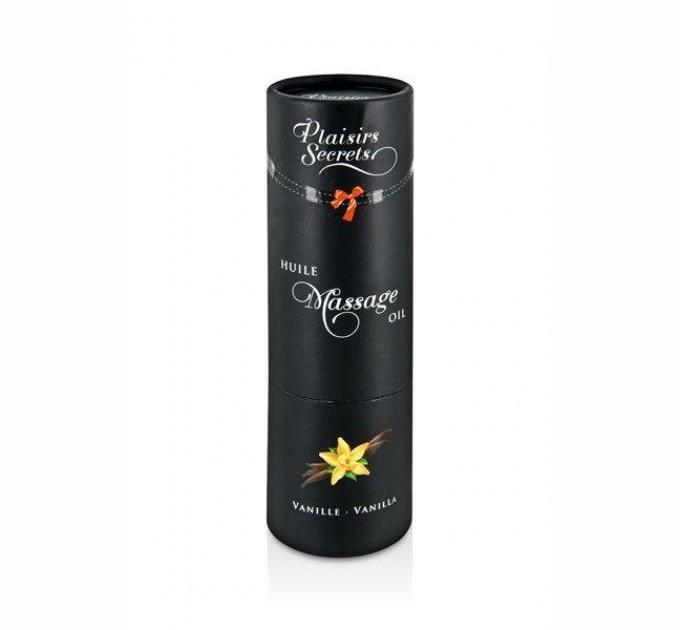 Массажное масло Plaisirs Secrets Vanilla 59 мл (SO1843)