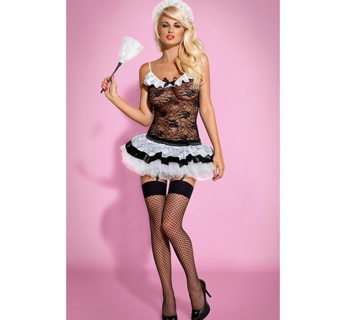 Эротический костюм Obsessive Housemaid