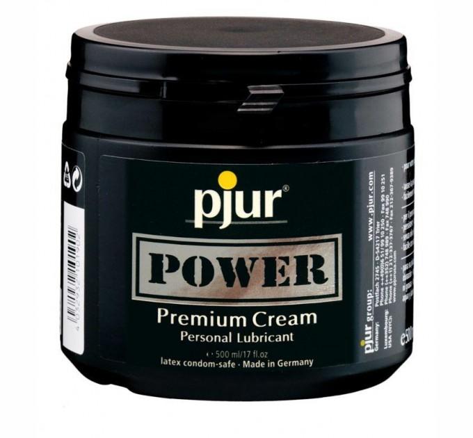 Лубрикант Рjur POWER Premium Cream 500 мл (PJ10300)