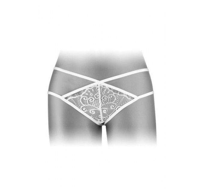 Трусики-стринги Fashion Secret MYLENE S/M White (SO2255)