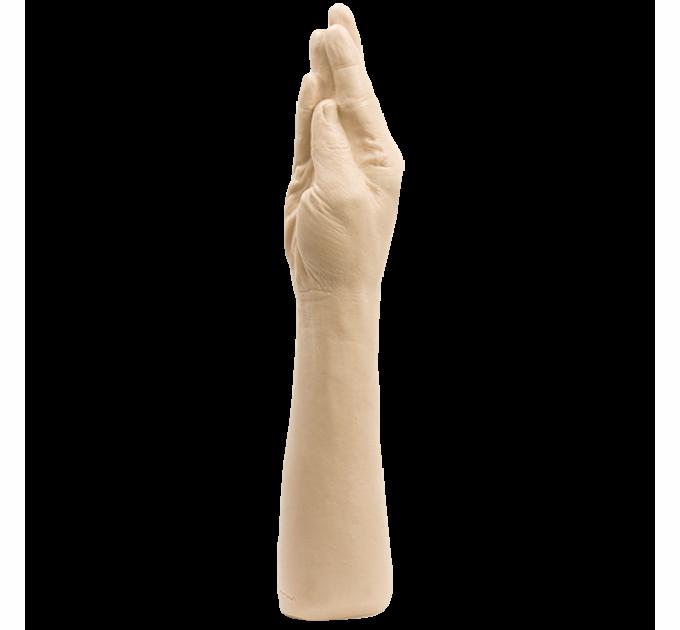 Фаллоимитатор Doc Johnson в виде руки Natural Hand 39 см