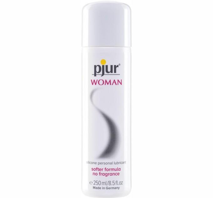 Лубрикант на силиконовой основе Pjur Woman 250 мл (PJ11670)