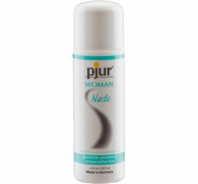 Вагинальная Смазка Pjur Woman Nude 30мл (2467987)