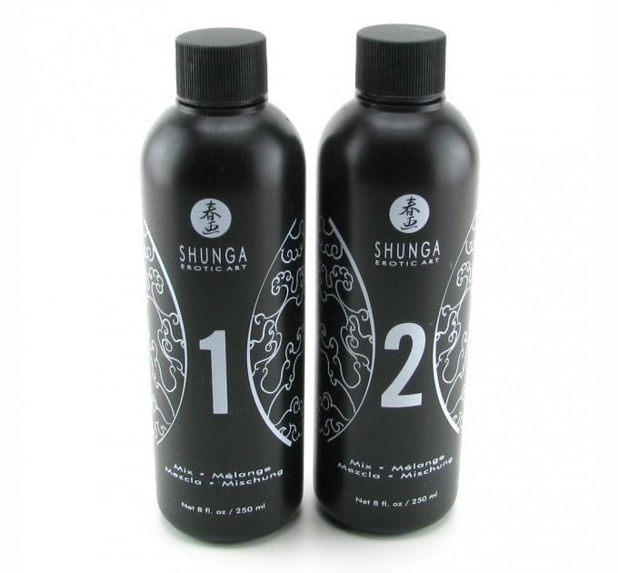 Гель для массажа Shunga ORIENTAL BODY-TO-BODY - Exotic Fruits 2 x 225 мл (SO2552)
