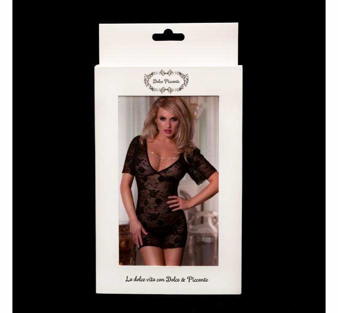 Платье Dolce Piccante Lingerie кружевное