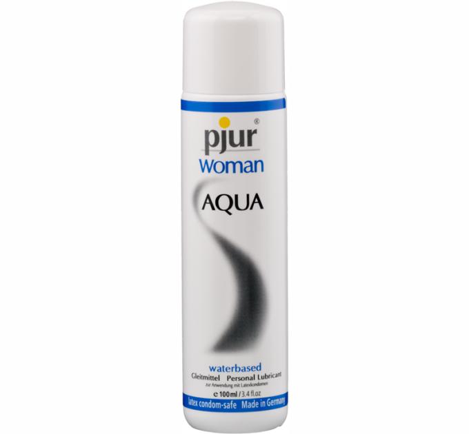 Вагинальная Смазка Pjur Woman Aqua 100мл (2442983)