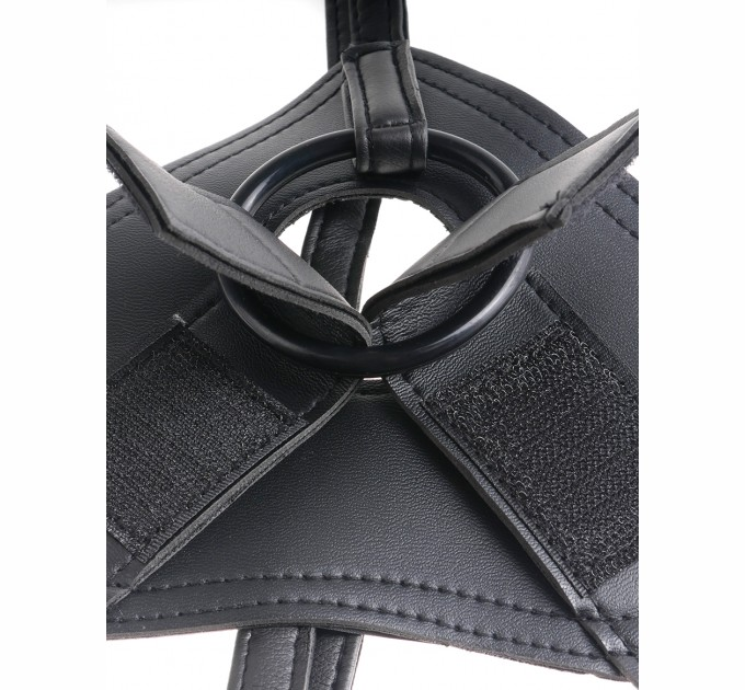 Страпон Pipedream King Cock Strap-on Harness 8