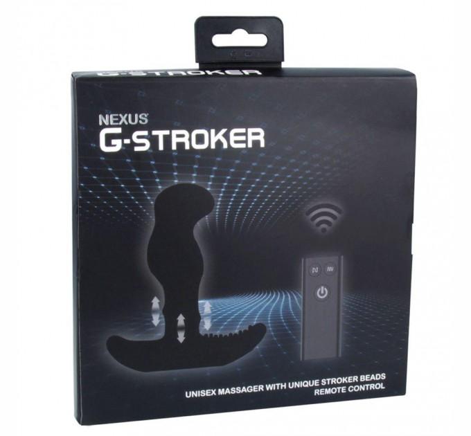 Массажер простаты Nexus G Stroker (SO2141)