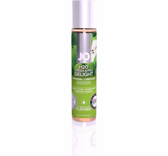 Вагинальная Смазка System Jo H2O-Green Apple 30мл (2442845)