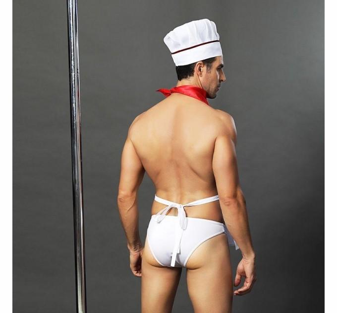 Мужской эротический постюм повара S/M Умелый Джек (SO2266)