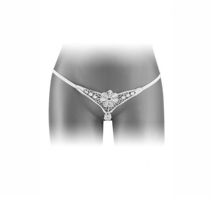 Трусики-стринги Fashion Secret DANUTA S/M White (SO2258)