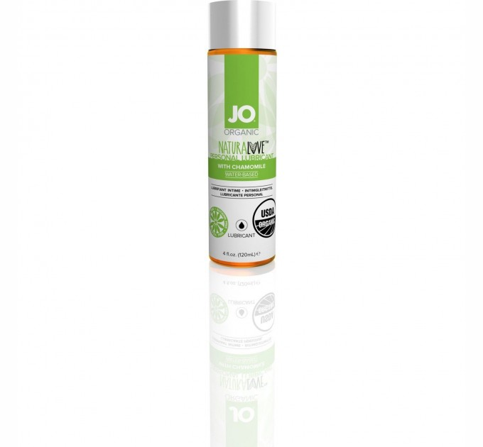 Вагинальная Смазка System Jo Naturalove-Organic 120мл (2442885)