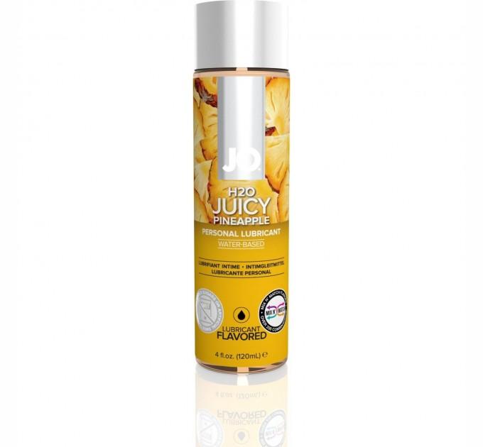 Вагинальная Смазка System Jo H2O-Juicy Pineapple 120мл (2442891)
