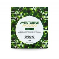 Пробник массажного масла EXSENS Anti-Stress Aventurine Avocado 3 мл (SO2387)